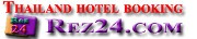 Thailand Hotel booking